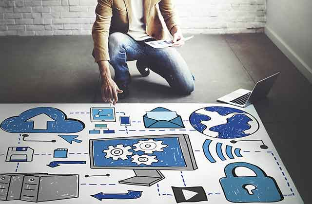 Services informatiques - transformation digitale
