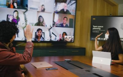 Faciliter le télétravail avec Microsoft Teams